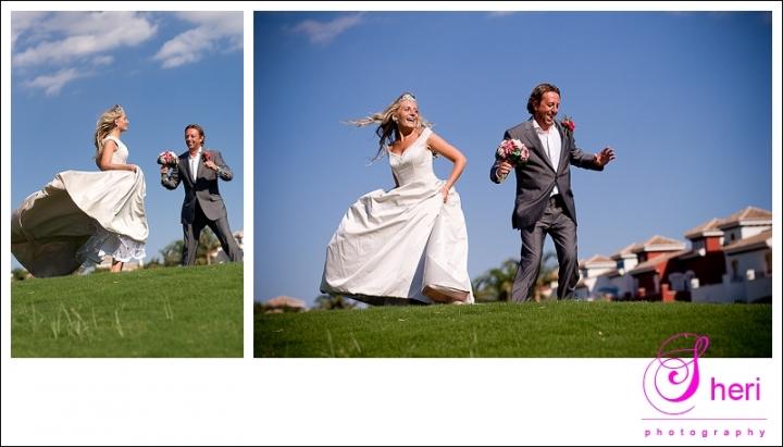 mar menor wedding
