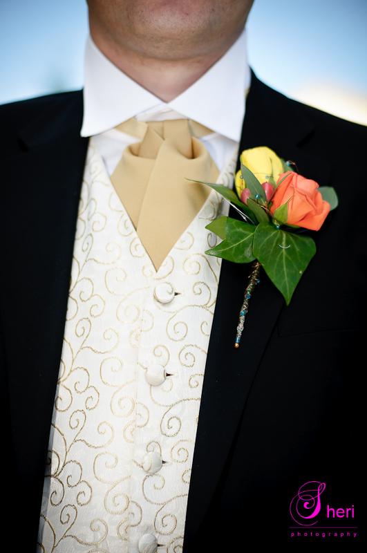 buttonhole groom