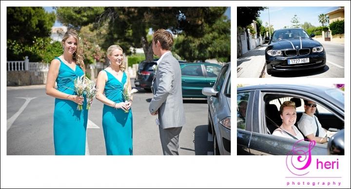 wedding la zenia