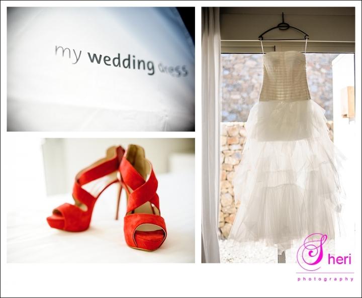 las colinas wedding