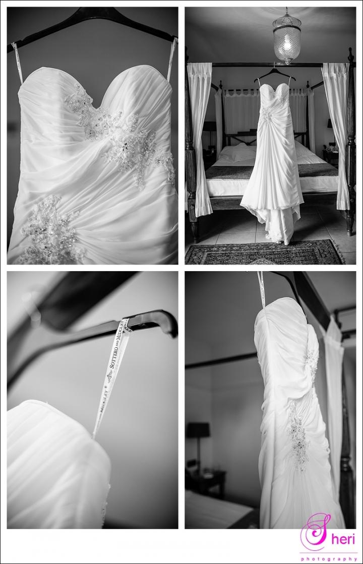 bridal prep moraira
