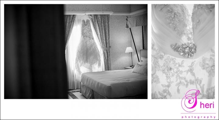 wedding dress villaitana golf resort