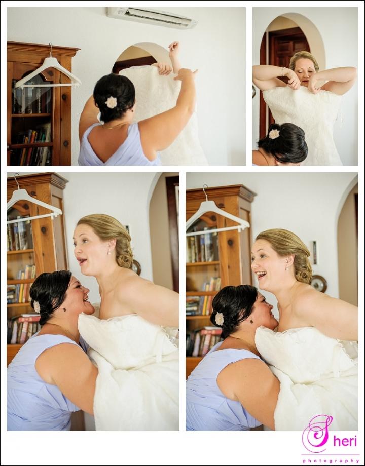 bridal prep la zenia