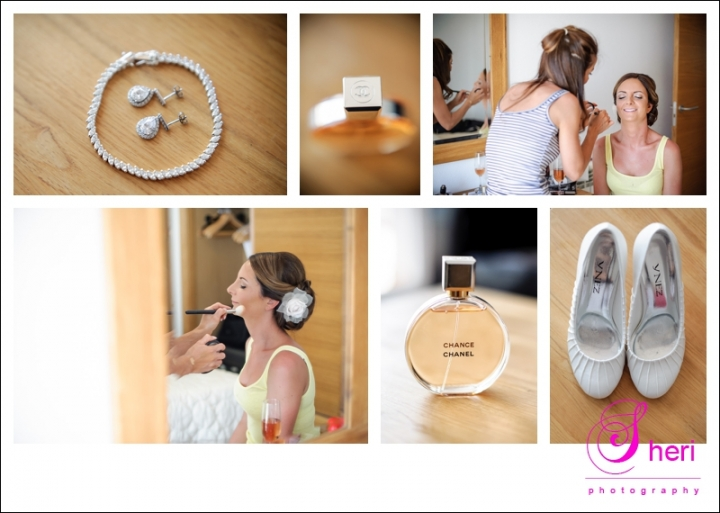 bridal prep mar menor