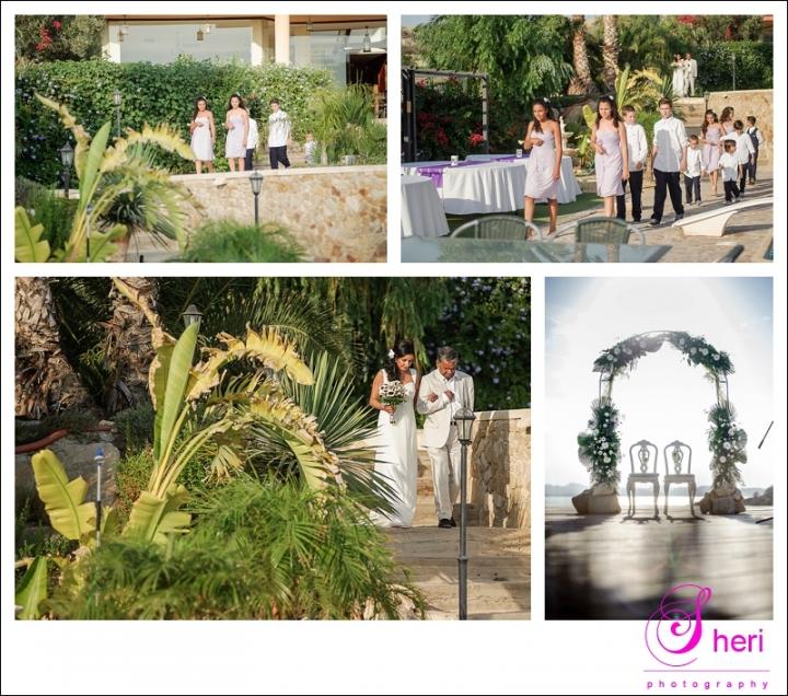 casa la pedrera wedding
