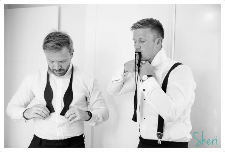 norwegian wedding in Spain