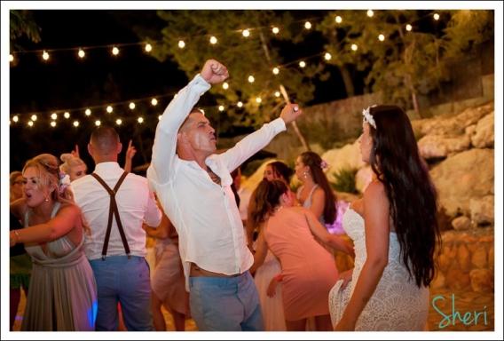 wedding on the costa blanca