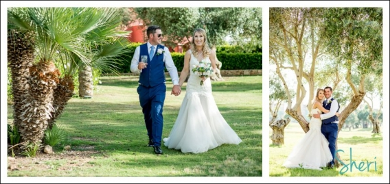 caleia mar menor wedding
